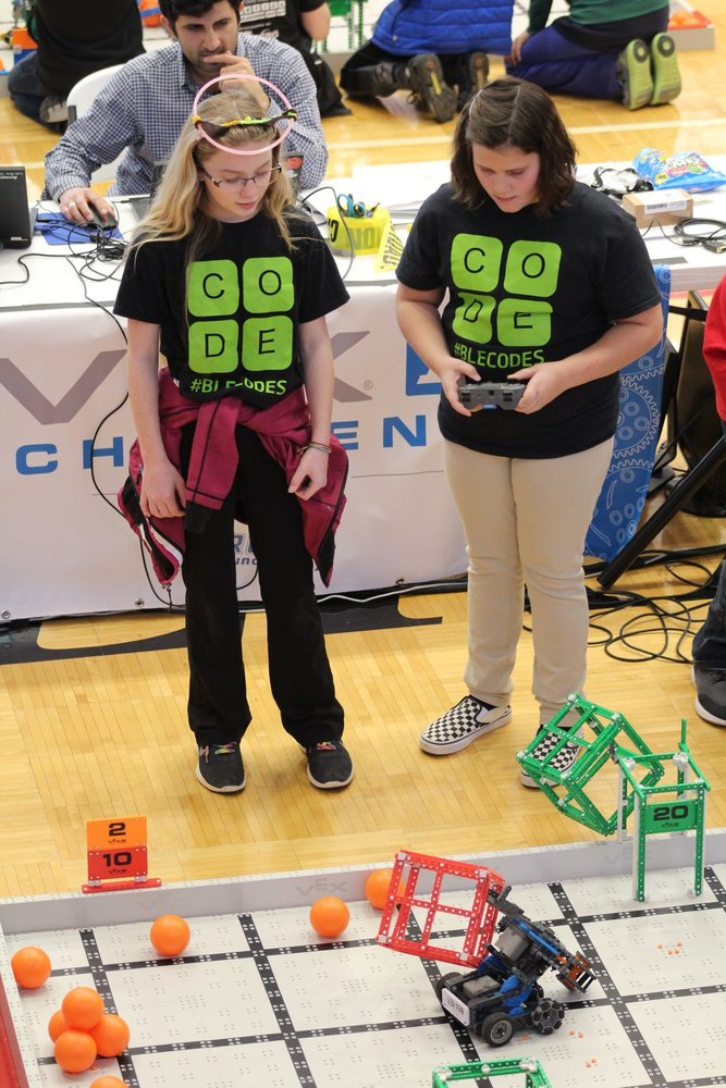 Elementary Robotics Teams Finish Strong at  2020 Mineral Area VEX IQ Challenge
