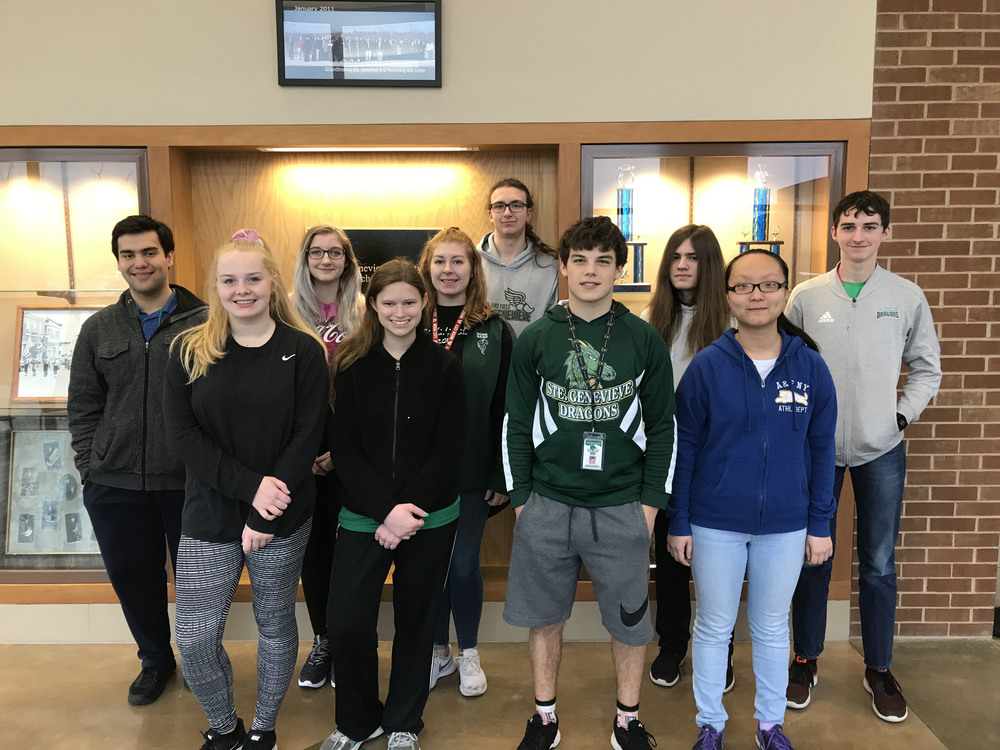 SGHS Band Students Qualify for State Solo and Ensemble