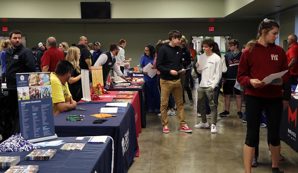 SGHS Hosts Successful First Annual College & Career Fair