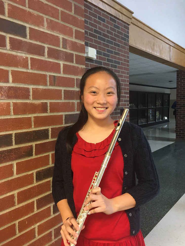 SGMS Band Student Earns Seat in All District Junior High Band