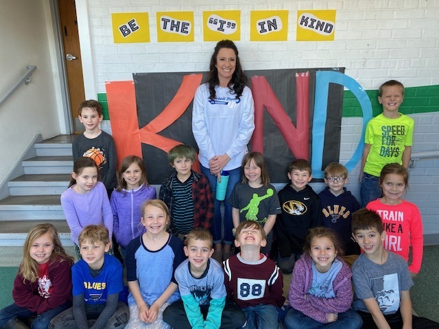 Ste. Genevieve Elementary Celebrates Kindness Week