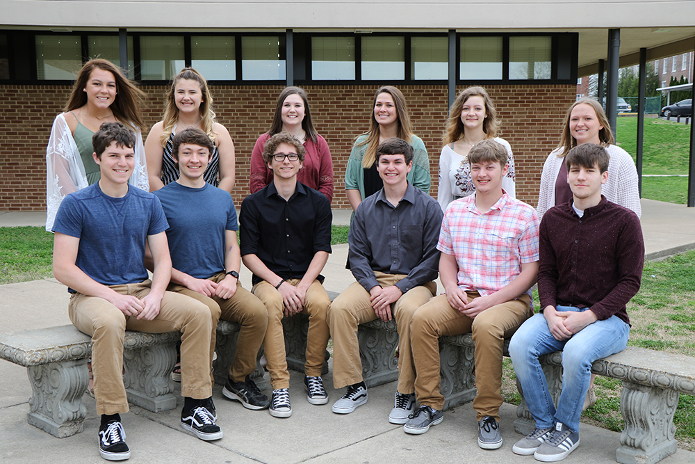 Ste. Genevieve High School Announces 2019 Prom Court