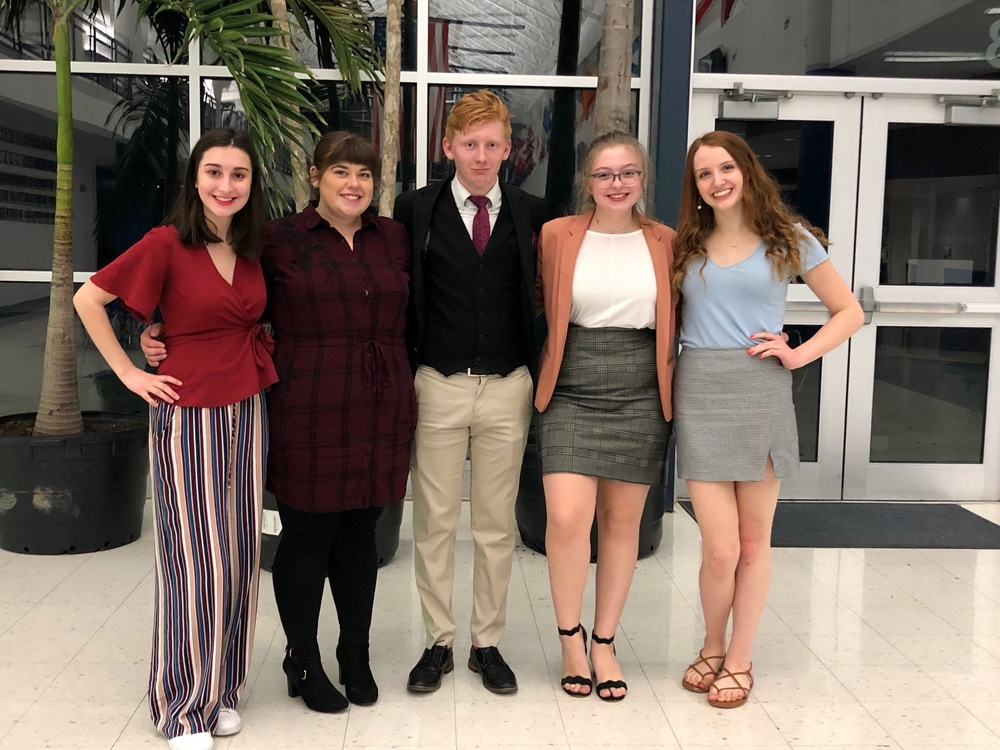 SGHS Speech & Debate Qualifies for MESA Finals