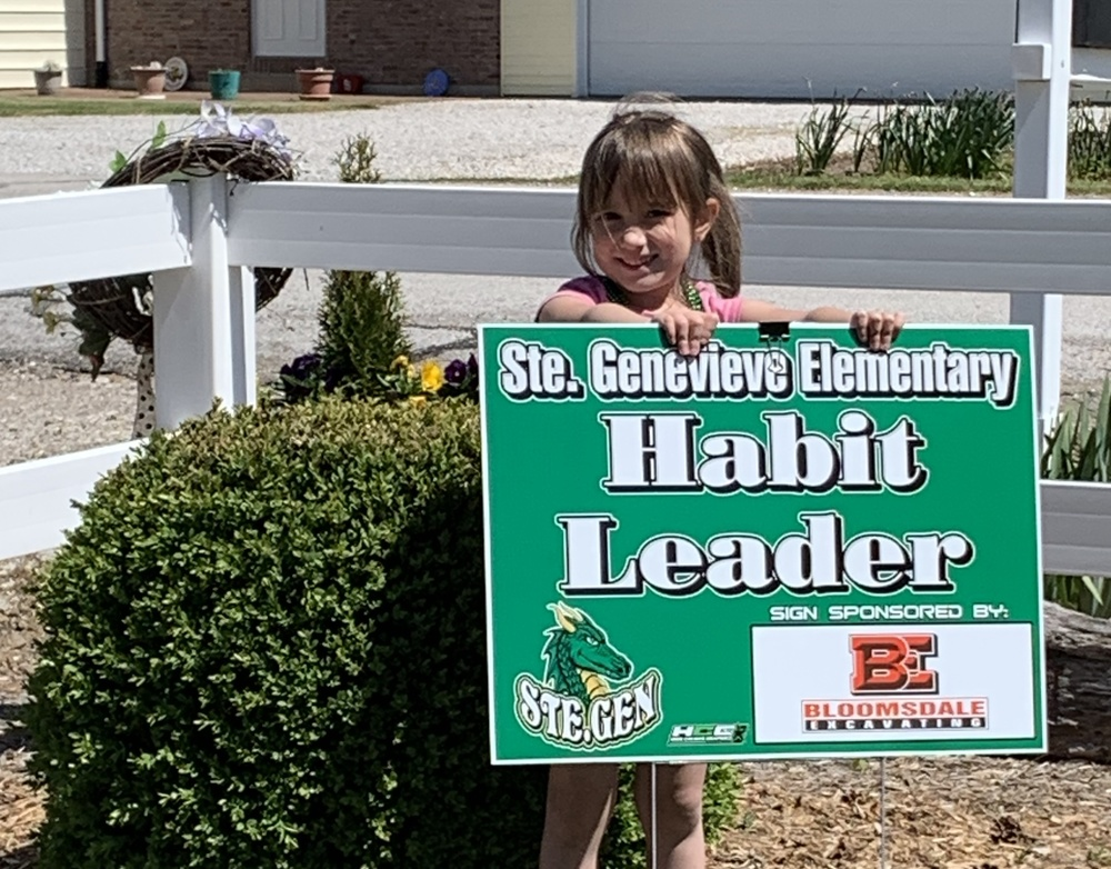 SGE Celebrates Fourth Quarter Habit Leaders
