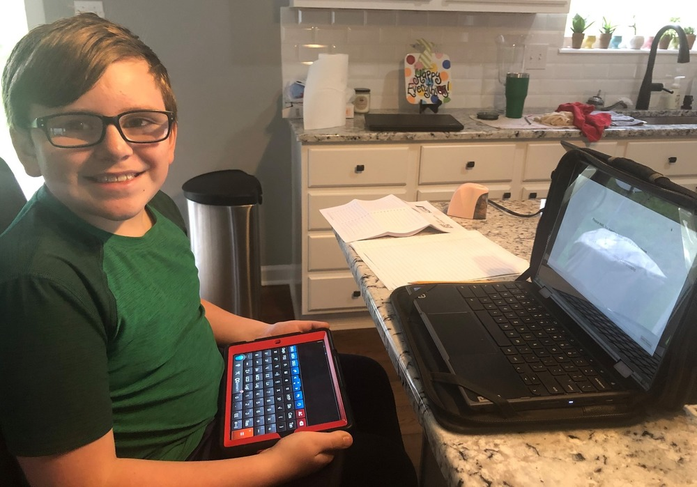 Ste. Genevieve R-II Students Participate in Online Math Competition