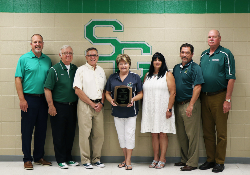 Ste. Genevieve R-II Board of Education Recognized with the  MSBA 2019 Governance Team Award