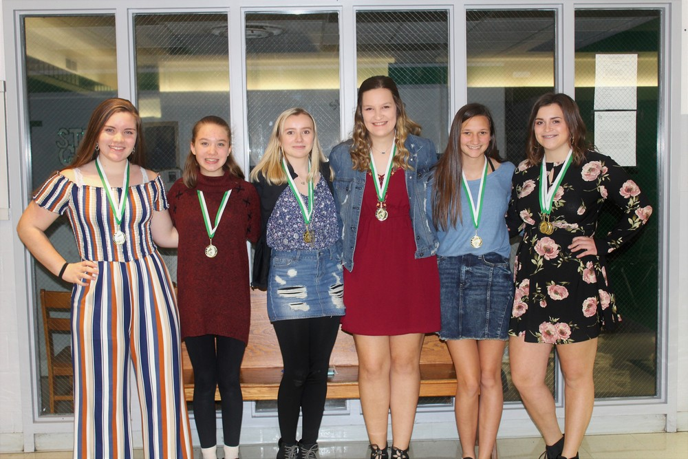 SGHS Fall Sports Banquet - Football, Cheer, Emeralds