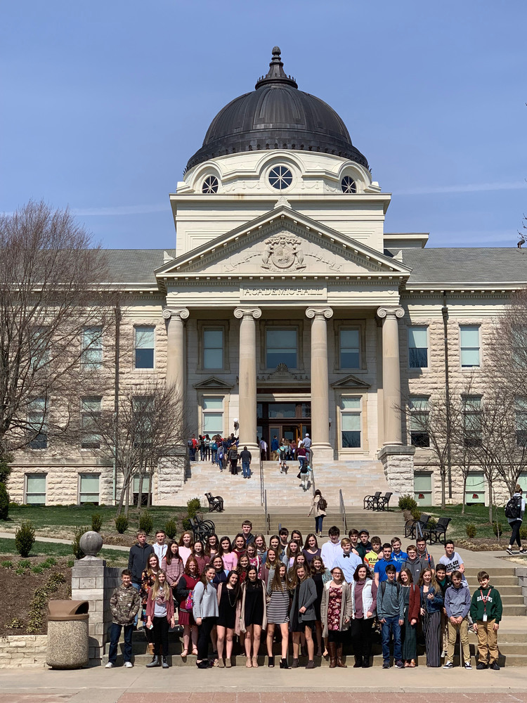 SGMS Students Compete in Regional National History Day