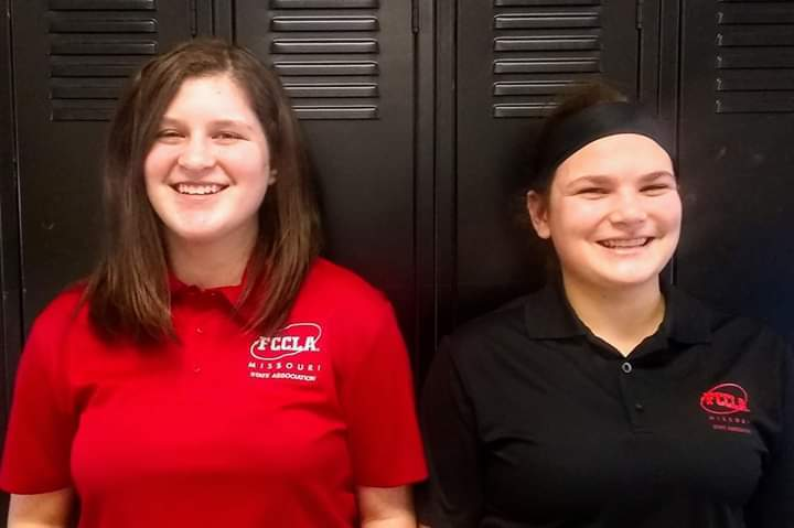 SGHS FCCLA Member Elected to Regional Leadership Position