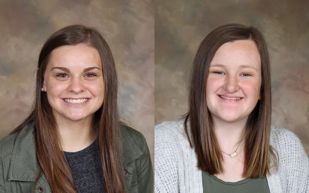 SGHS Students Recognized in Mineral Area College's  Creative Writing Contest