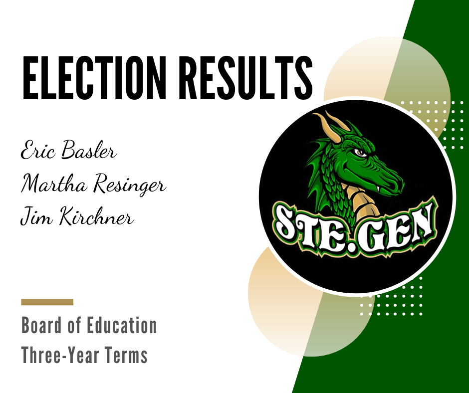 SG R-II Voters Re-Elect Incumbents to Board of Education