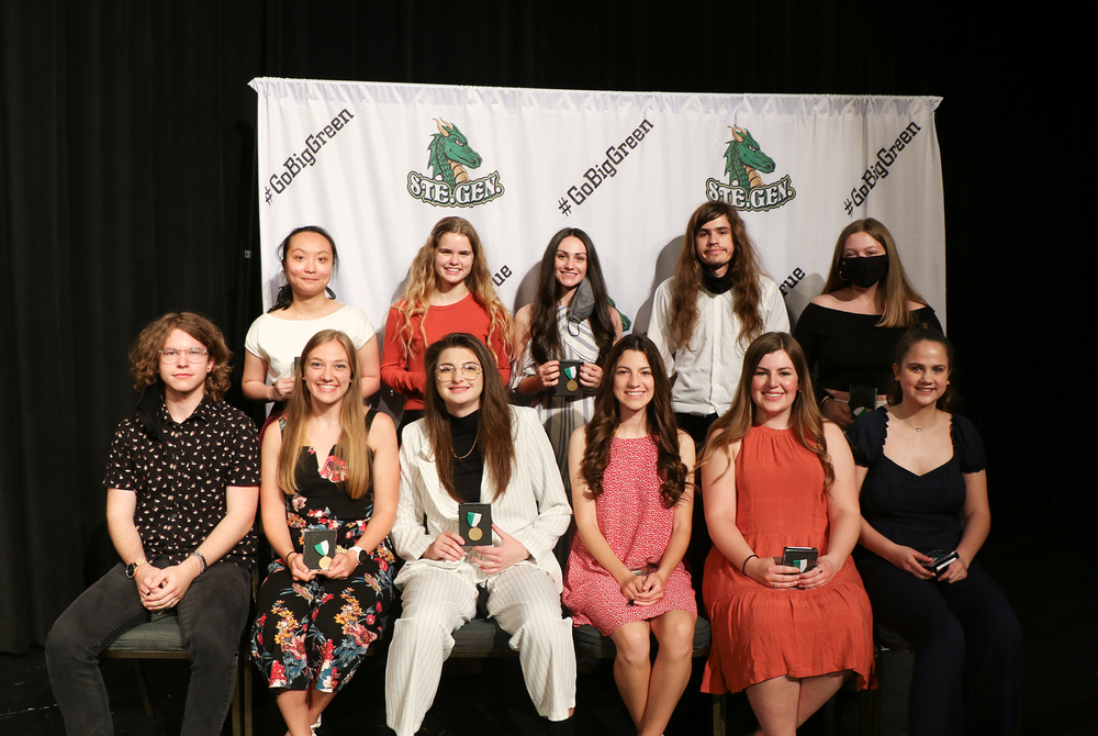 SGHS Celebrates Academic Achievements at  Annual Dan Clark Honors Ceremony