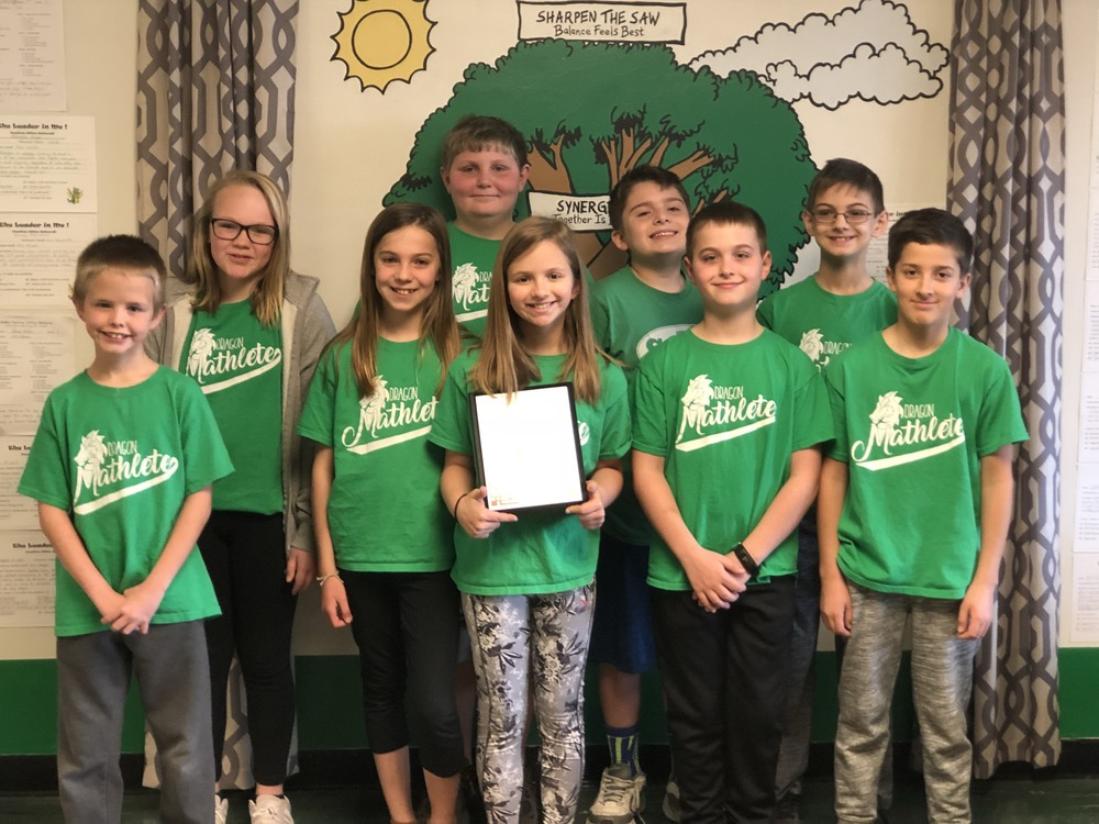 Students Compete in Regional MCTM Elementary Math Contest