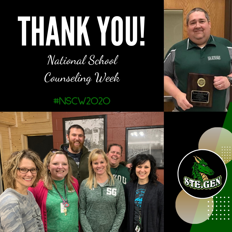 Counselors Celebrated During National School Counselors Week