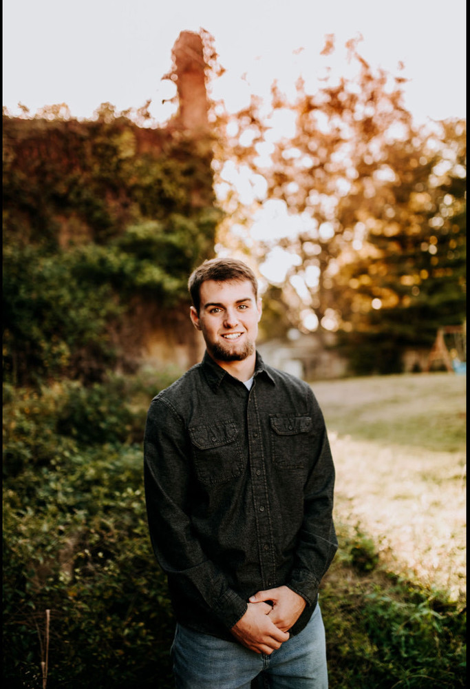 Senior Koby Hatfield Named October Elks Student of the Month