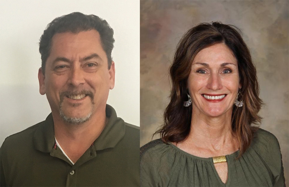 Bova and Diesel Elected to  Ste. Genevieve County R-II Board of Education