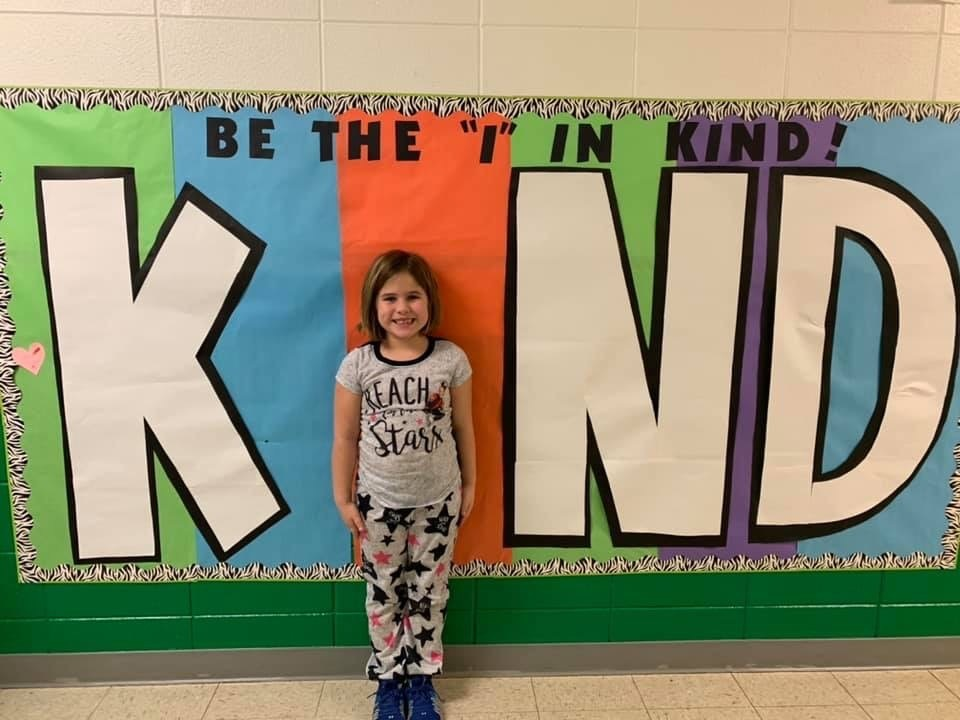Bloomsdale Elementary Participates in Great Kindness Week