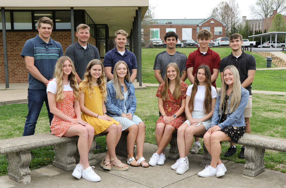 Ste. Genevieve High School Announces 2021 Prom Court