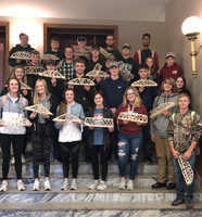 SGHS Takes 2nd Place at 16th Annual MODOT Bridge Building Competition