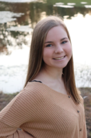 Senior Catherine Beck Named February Rotary Student of the Month