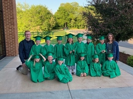 Ste. Genevieve Preschool Hosts Graduation
