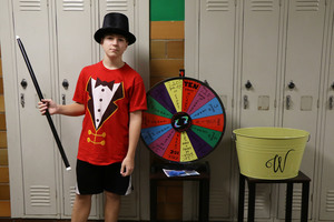 Seventh Grader Raises Funds for Faculty Member in Need