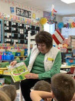 Ste. Genevieve R-II Elementary Schools Celebrate Read-On Missouri Week