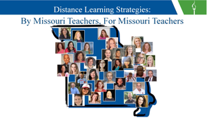 Dr. Oldham Collaborates in Distance Learning Modules for Educators
