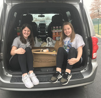 Ste. Genevieve Middle School Sponsors Canned Food Drive