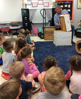 Students Learn About Honeybees & Pollination
