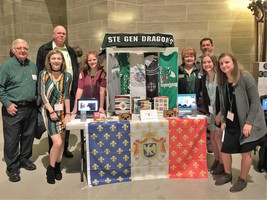 SGMS participates in Missouri School Board Student Showcase
