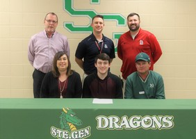 Morganthaler Signs with SCC