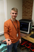 SGHS Senior Takes on 3D Printer Repair