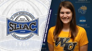 Alumna Named Women's Field Athlete of the Week