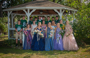 Ste. Genevieve R-II Celebrates 2020 Homecoming