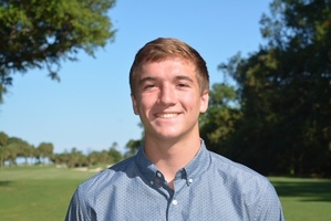 Senior Evan Walker Named September Rotary Student of the Month
