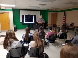 SGHS Students Attend Informational Events on Safety & Smart Decisions