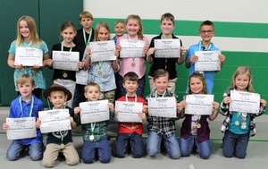 BLE Hosts Habit Leader Ceremony