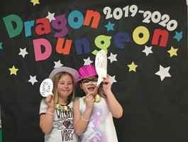 Bloomsdale Elementary PTO Hosts First Dragons Dungeon Event