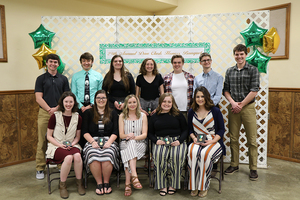 SGHS Celebrates Academic Achievements at Annual Dan Clark Honors Banquet