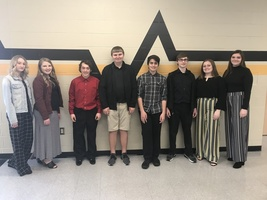 SGHS Choir Students Qualify for State Solo and Ensemble