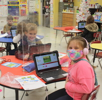 Bloomsdale Elementary Participates in Third Annual Hour of Code