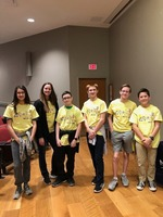 Ste. Genevieve Middle School Team Participates in Regional Science Bowl