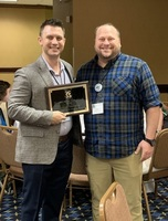 SGMS Social Studies Teacher Named Missouri Council for the Social Studies Teacher of the Year
