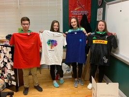 SGMS T-Shirt Exchange