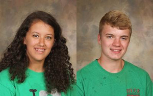 Two Ste. Genevieve High School Graduates Recognized  for High Scores on ACT WorkKeys