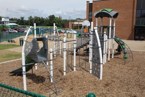 SG Elementary Updates Playground Equipment