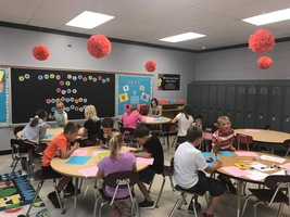 Bloomsdale Elementary Hosts New Students Breakfast