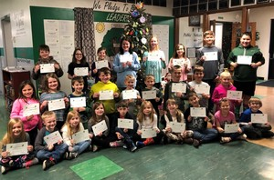 SGE Celebrates Student of the Month