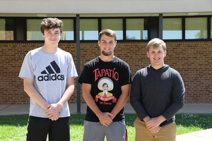 Three SGHS Juniors Invited to Attend Missouri Boys State